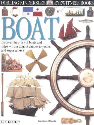9780789457585: Eyewitness: Boat