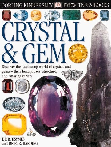 9780789457646: Eyewitness: Crystal & Gem