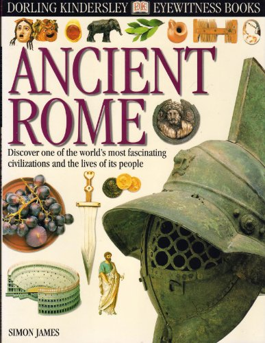 9780789457899: ANCIENT ROME (DK Eyewitness Books)