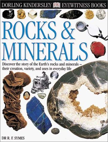 9780789458049: Eyewitness: Rocks & Minerals