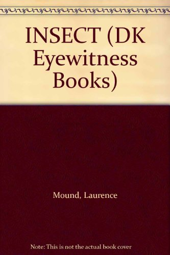 9780789458179: INSECT (DK Eyewitness Books)