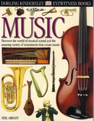 9780789458292: DK Eyewitness Books: Music