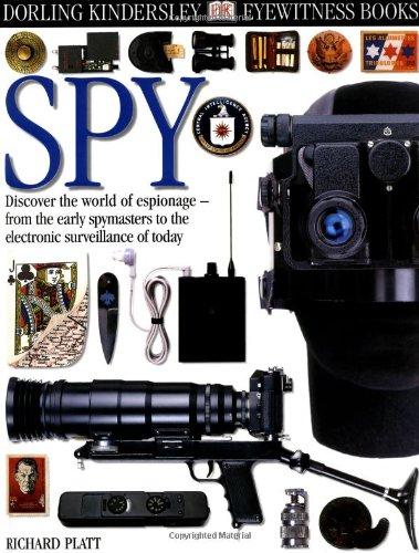9780789458520: Eyewitness: Spy