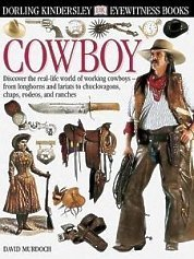 9780789458551: COWBOY (DK Eyewitness Books)