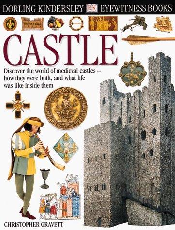 9780789458889: Castle (Eyewitness Books)