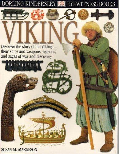 VIKING (DK Eyewitness Books): Margeson, Susan