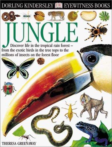 9780789458964: Jungle (Eyewitness Books)