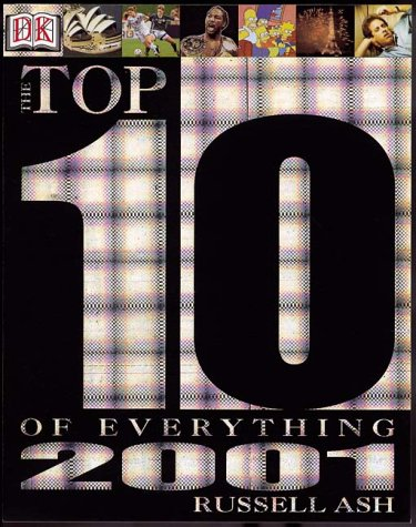 9780789459602: Top Ten of Everything 2001