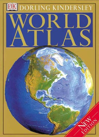 9780789459626: Dorling Kindersley World Atlas