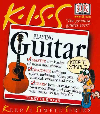 9780789459794: KISS Guide to Playing Guitar