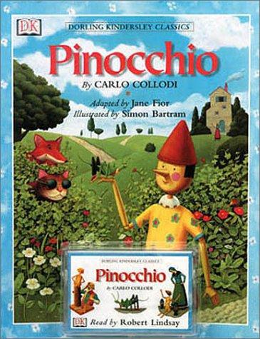 Read & Listen: Pinocchio (DK Read & Listen): Carlo Collodi