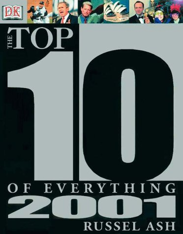 9780789461322: Top Ten of Everything 2001