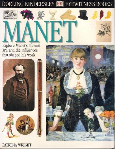9780789461889: MANET (Dk Eyewitness Books)