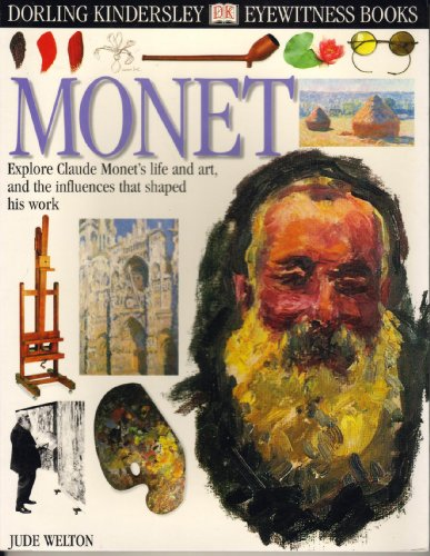 9780789461896: Monet (DK Eyewitness, 95)