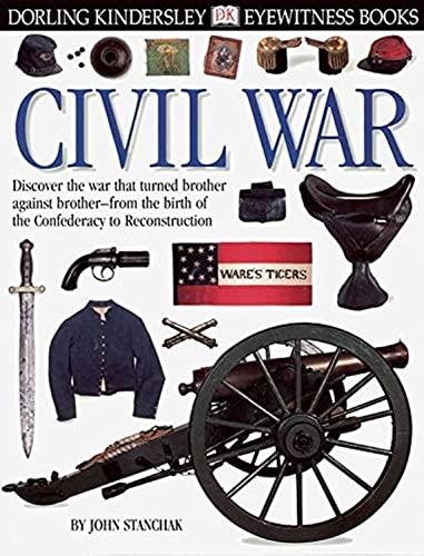 9780789463029: Eyewitness: Civil War