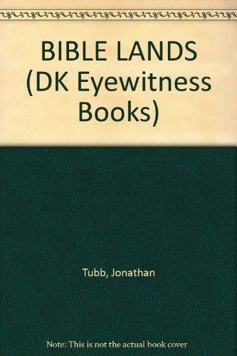 9780789464408: BIBLE LANDS (DK Eyewitness Books)