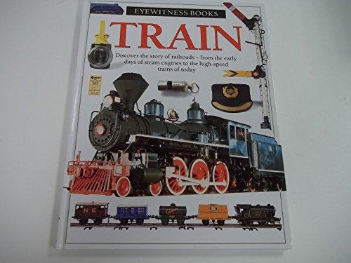 9780789464491: TRAIN (DK Eyewitness Books)