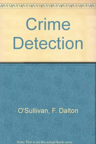 9780789464835: CRIME AND DETECTION (DK Eyewitness Books)