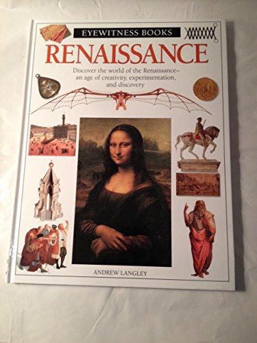 RENAISSANCE (DK Eyewitness Books) (0789464853) by Cole, Alison