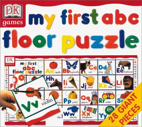 DK Toys and Games My First ABC: Anne Millard