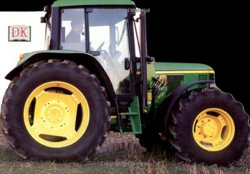Tractor (Jumbo Shaped Board Books): DK Publishing