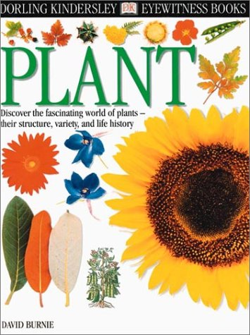 Eyewitness: Plant (Eyewitness Books): David Burnie