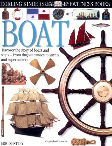 9780789465856: Eyewitness: Boat (Eyewitness Books)