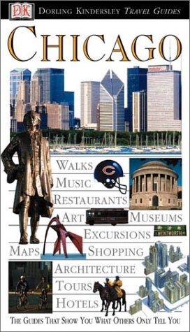 9780789470805: Eyewitness Travel Guide to Chicago