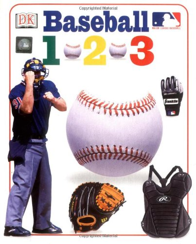 9780789473394: Major League Baseball 1-2-3