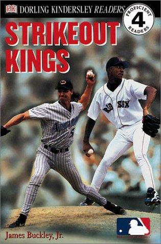 9780789473462: DK Readers: MLB Strikeout Kings (Level 4: Proficient Readers)