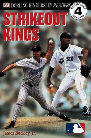 9780789473479: DK Readers: MLB Strikeout Kings (Level 4: Proficient Readers)