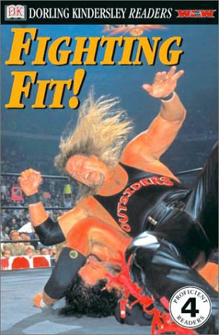 9780789473523: DK Readers: WCW Fit for the Title -- Building a WCW Champion (Level 4: Proficient Readers)