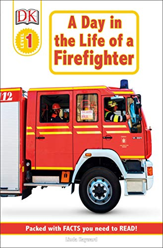 9780789473653: DK Readers L1: Jobs People Do: A Day in the Life of a Firefighter (Dk Readers. Level 1)