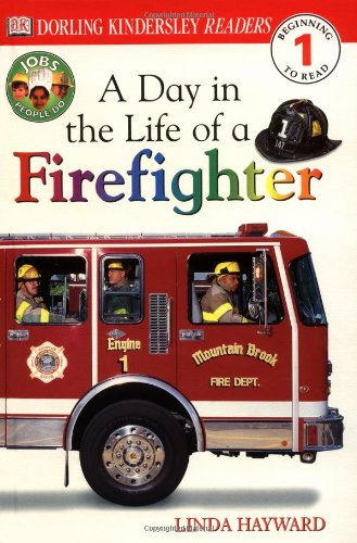 9780789473660: Jobs People Do: A Day in the Life of a Firefighter (Dk Readers. Level 1)
