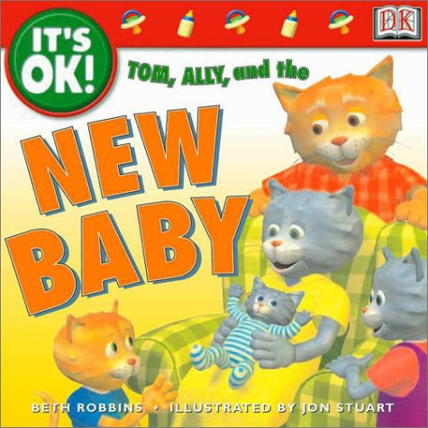 IT'S OK - TOM, ALLY AND THE NEW BABY