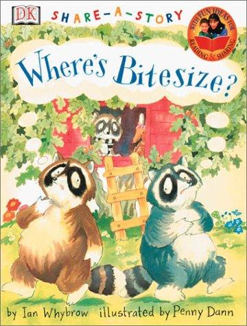 9780789474339: Where's Bitesize? (DK Share-A-Story)