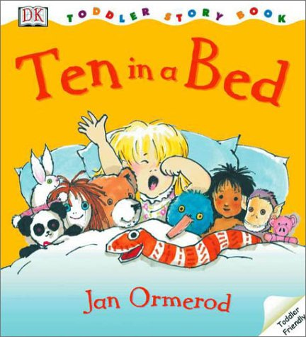 9780789478641: Toddler Story Book: Ten in a Bed