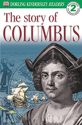 The Story of Christopher Columbus (Paperback): Anita Ganeri