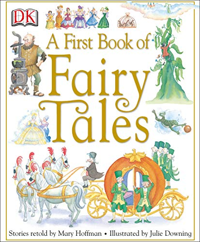 A First Book of Fairy Tales: Mary Hoffman; Anne