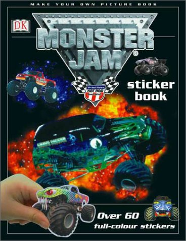9780789479297: Monster Jam: Sticker Book