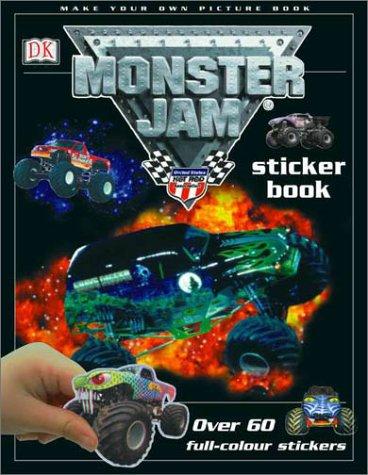 9780789479297: Monster Jam: Sticker Book