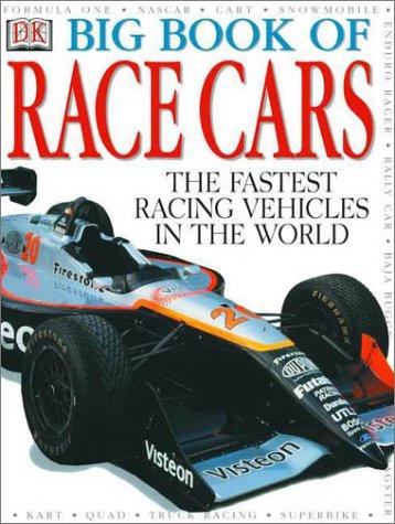 9780789479341: Big Book of Race Cars