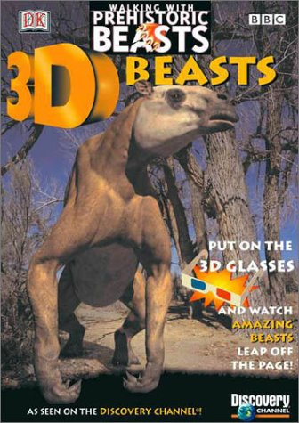 9780789479839: BBC Walking with Prehistoric Beasts: 3D Beasts