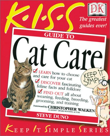 9780789480125: KISS Guide to Cat Care