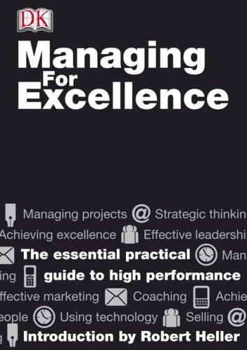 9780789480279: Managing for Excellence