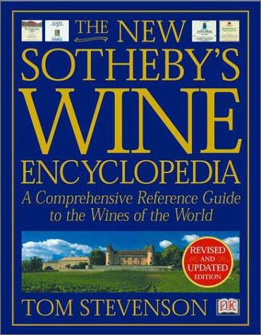 9780789480392: New Sotheby's Wine Encyclopedia