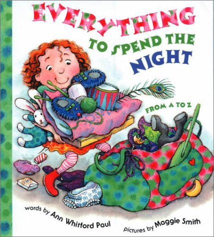 9780789481863: Everything to Spend the Night From A to Z