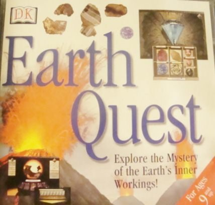 Earth Quest Jewel Case: DK Publishing