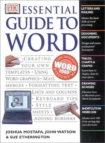 9780789483799: Essential Guide to Word