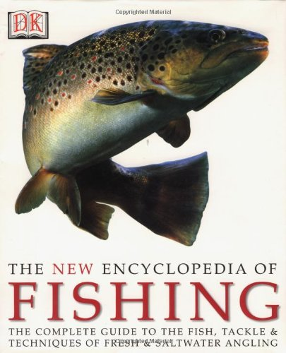 9780789483997: New Encyclopedia of Fishing